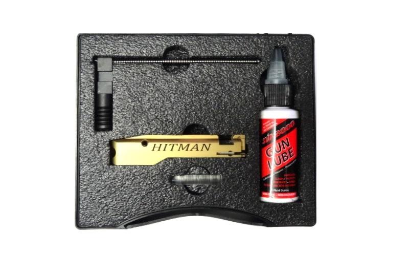 jwh-custom-ruger-10-22-1022-laser-engraved-titanium-nitride-hitman-gold-bolt-kit-charging-handle